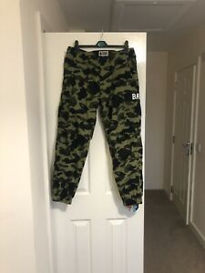 Bape Cargo Pants / Trousers