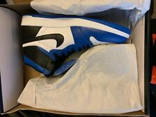 air jordan retro 1 the return white/black/royal size 13 new
