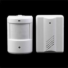 Driveway Patrol Garage Infrared Wireless Doorbell Alarm System Motion Sensor#DB
