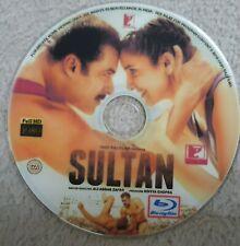 SULTAN BLU RAY *SALMAN KHAN -  Blueray disk Only.🍎