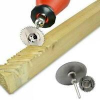 Circular Saw Disc Set Accessory Mini Drill Rotary High-Speed Steel Cutting Q6O9