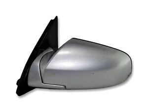 Opel Omega-B Facelift (99-03) Linke Seite Elektrisch Beheizt Außenspiegel Silber