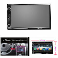 "7"" Touch Screen 2 Din Car Stereo Radio Video Multimedia MP5 Player Mirror Link"