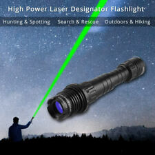 High Power Long Distance Zoomable Green Laser Designator for Rifles and Outdoor