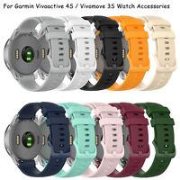Armband Uhrenarmband Watch Band Belt Für Garmin Vivoactive 4S/Vivomove 3S