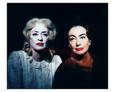 'WHATEVER HAPPENED TO BABY JANE' BEGETS CRAWFORD/DAVIS 'FEUD' FX SERIES - 8X10