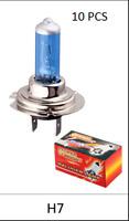 Lot 10 Ampoules Effet Xenon H7 6000K 100w 12V (CE)