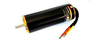 TP Power TP4070 1700KV Brushless Motor  (5mm shaft, vented end cap& M4 mounting)