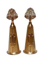 Antique Pair of Apollo Perfume Bottles, Jugendstil or Secessionist Design
