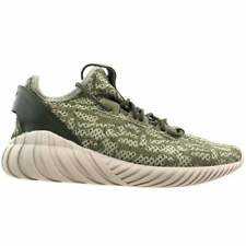 adidas Tubular Doom Sock Lace up Kids Boys SNEAKERS Shoes Casual - Size 5