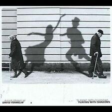 DAVID FRANKLIN (GUITAR) - PLAYING WITH SHADOWS [DIGIPAK] NEW CD
