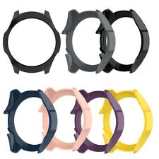 AM_ For Ticwatch S2 Shockproof Smart Watch Protective Case Bumper Frame Cover Sh