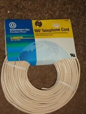 SOUTHWESTERN BELL S60085 Ivory Line Cords