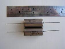 0,22uF 20% 200V PIO Capacitor K40Y-9 NOS QTY=10