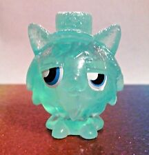 Moshi Monsters Winter Wonderland #3 GINGERSNAP Green Mini Figure Mint OOP