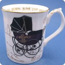 Very Rare J&J May - 1982 Birth of Prince William Celebration Mug