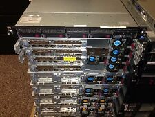 HP Proliant DL360 G6  2x2.66GHz QC 8GB  2 x 73 /410i / ILO 2PS  WTY File Server