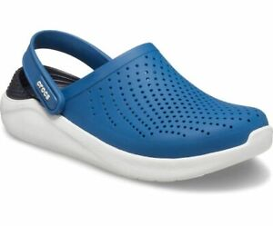Crocs LiteRide Clog Superbly Cushioned Lightweight Resilient Soft Flexible