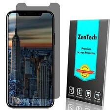 ZenTech Privacy Anti-Spy Screen Protector Guard Shield Film For iPhone XS Max