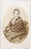 1880 Alexandrine Preußen Großherzogin Mecklenburg-Schwerin Original-Photographie