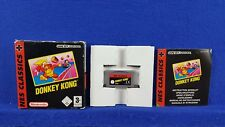 Gameboy Advance DONKEY KONG Nes Classics *x BOXED & COMPLETE GBA PAL UK