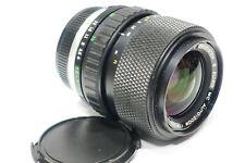 Olympus OM system 35-70mm f4 S MC Zuiko lens fits OM camera mount