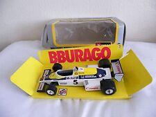 Bburago Williams Honda FW08C Turbo 1-24 F1.Nigel Mansell c/w rare sticker