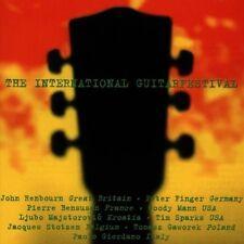 International Guitarfestival (1994) Woody Mann, Jacques Stotzem, Peter Fi.. [CD]