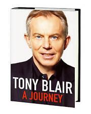 A Journey by Tony Blair (Hardback, 2010)