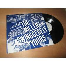 THE MILLERS swingcerely yours - D&K Lp 1987