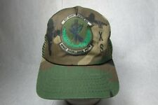 917 th  MAINTENANCE  SQUADRON Camouflage Trucker Hat MXS Military Cap