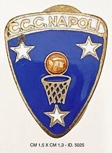 C.C.C. NAPOLI BASKET DISTINTIVO CLUB SPORTIVO PALLACANESTRO