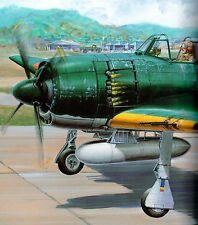 IJN KAWANISHI N1K2-J SHIDEN-Kai GEORGE Japanese Navy Fighter New MARU Book