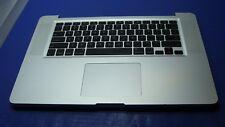 "MacBook Pro 15"" A1286 2010 MC371LL Top Case w/ Trackpad Keyboard 661-5481 GLP*"