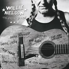 WILLIE NELSON - THE GREAT DIVIDE  CD NEU