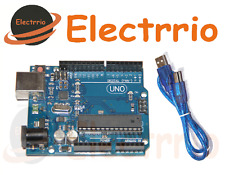 EL0100 UNO R3 REV3 ATmega328 16U2 FT232 100% Compatible Arduino Ultima Version