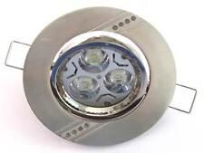 Supporto per Faretto LED incasso MR16 - GU10 alluminio lampadina G4 lampada OX