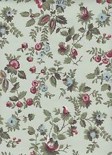 Victorian-Early American-Colonial mid 19thC Historic Reproduction Wallpaper #4