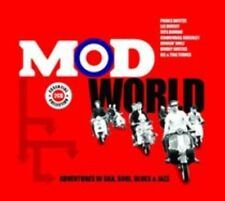 Mod World Adventures in SKA Soul Blues & Jazz Various Artists Audio CD