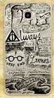 Harry Potter Map Style Hard Case Cover Coque Fundas Shell For All Phone Models