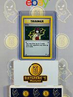 Trainer Erika 16/132 NM Near Mint Gym Heroes Holofoil Rare Holo Pokemon Card