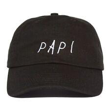 Papi Dad Cap HAT DRAKE FONT OVO OWL CANDA YEEZY Yeezus