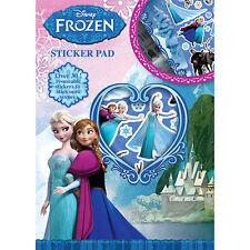 DISNEY congelato Adesivo Pad pittura e vernice per bambini accessorio cartoleria casa Nuovo