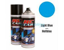 Pintura lexan spray azul 150ml. RCC211
