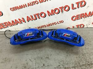 2010 BMW 3 Series E92 M3 Front Brake Calipers With Carriers
