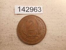 1965 British Caribbean Territories 2 Cents - Collector Album Coin - # 142963