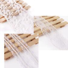 Nastri e fiocchi bianchi in poliestere per il matrimonio