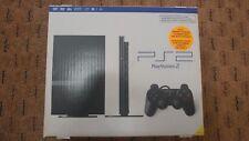 Sony PlayStation 2 Slim Console - Black