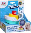 Bburago Boat With Water Fountain for the Bath Baby Toy +12 months