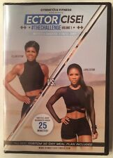 "Gymnetics Fitness Ellen/Lana Ector ""Ectorcise! Volume 1"" DVD Brand New Sealed"